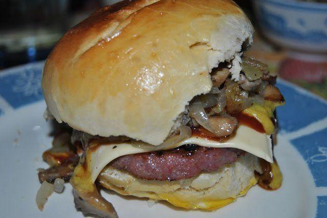 Pan de hamburguesa o perrito casero