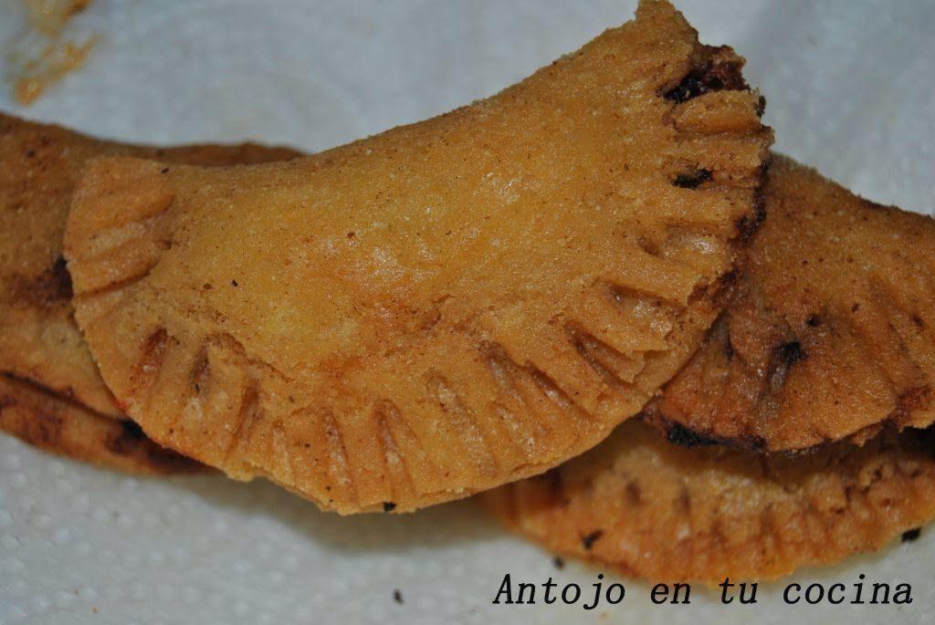 Masa para empanadillas crujienes y sin gluten