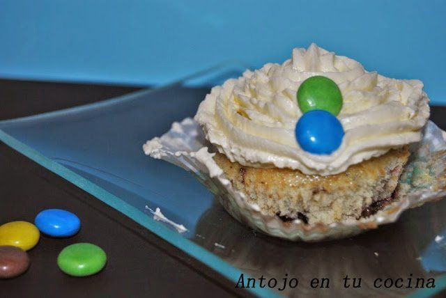 Cupcakes de Lacasitos