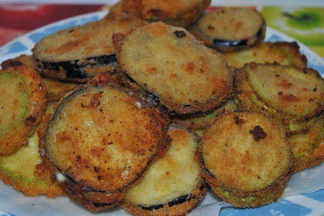 Sándwiches de calabacín y/o berenjena (rellenos de jamón y queso)