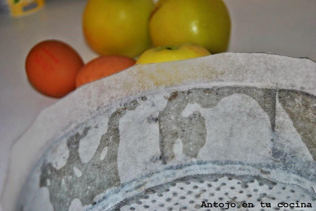 Cómo forrar un molde redondo correctamente: tutorial