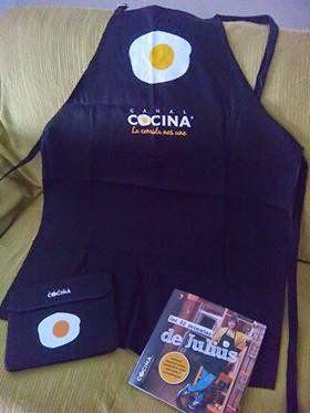 Premio concurso navidad canal cocina