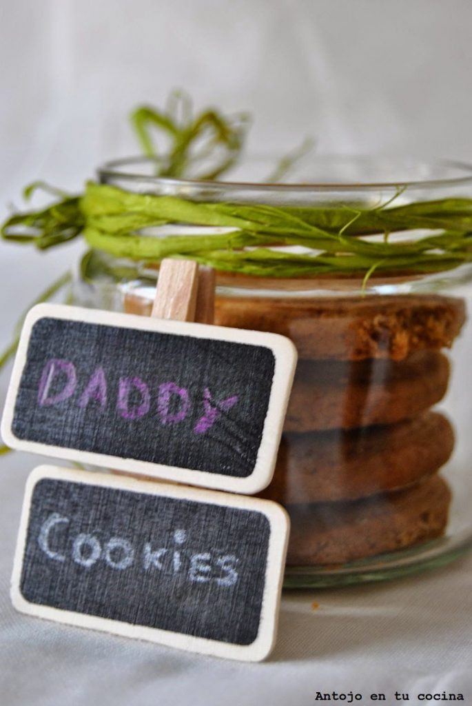 Daddy's fresh ginger cookies