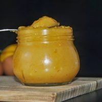 lemon curd 15 minutos