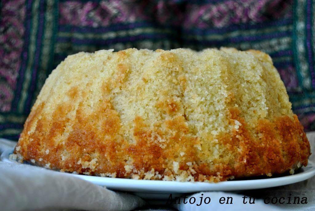 Budnt cake de leche de coco