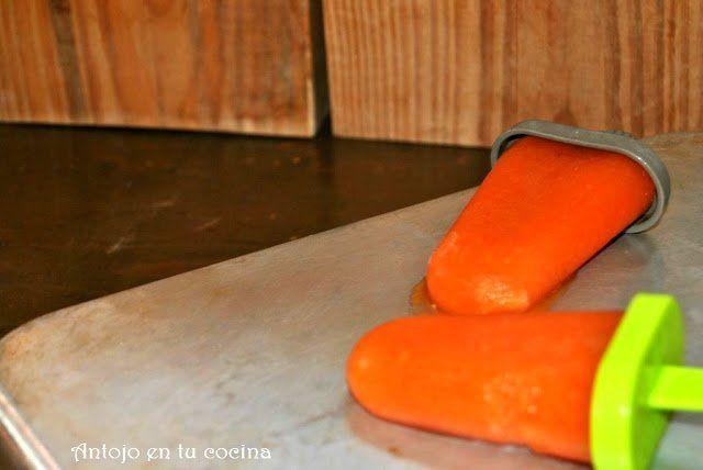 Polos de papaya