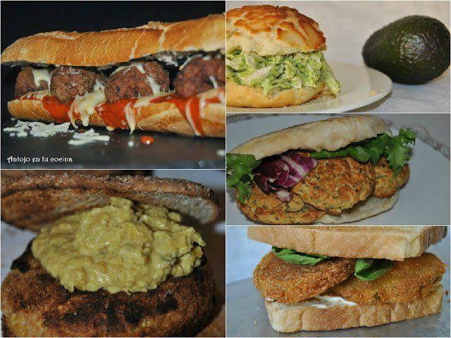 5 sándwiches y bocadillos perfectos para la oficina