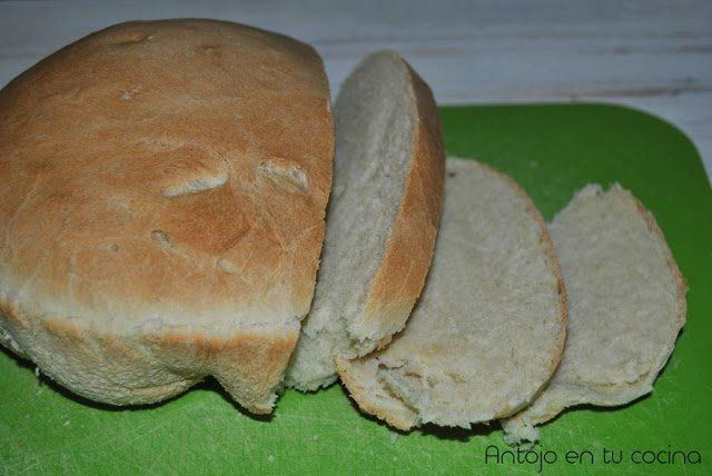Blaa pan {con aceite de coco}