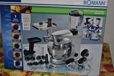 Robot de cocina Bomann KM 367 CB