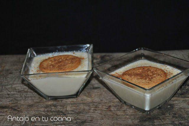 Natillas caseras de leche condensada