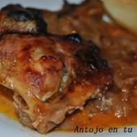 pollo asado salsa barbacoa