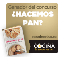 Winner of Bread recipes (Canal cocina)