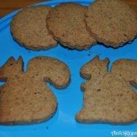 Galletas de jengibre y canela {sin gluten}