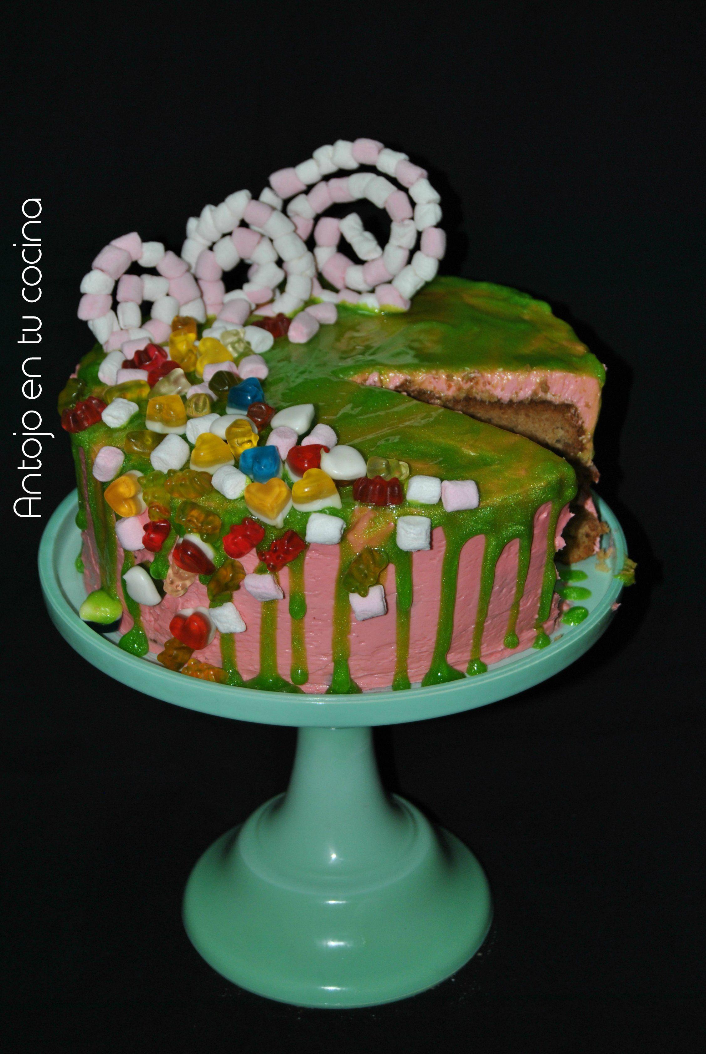 Pinata Cake For Christmas