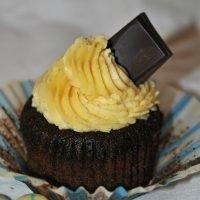 cupcakes choco lacasitos blancos