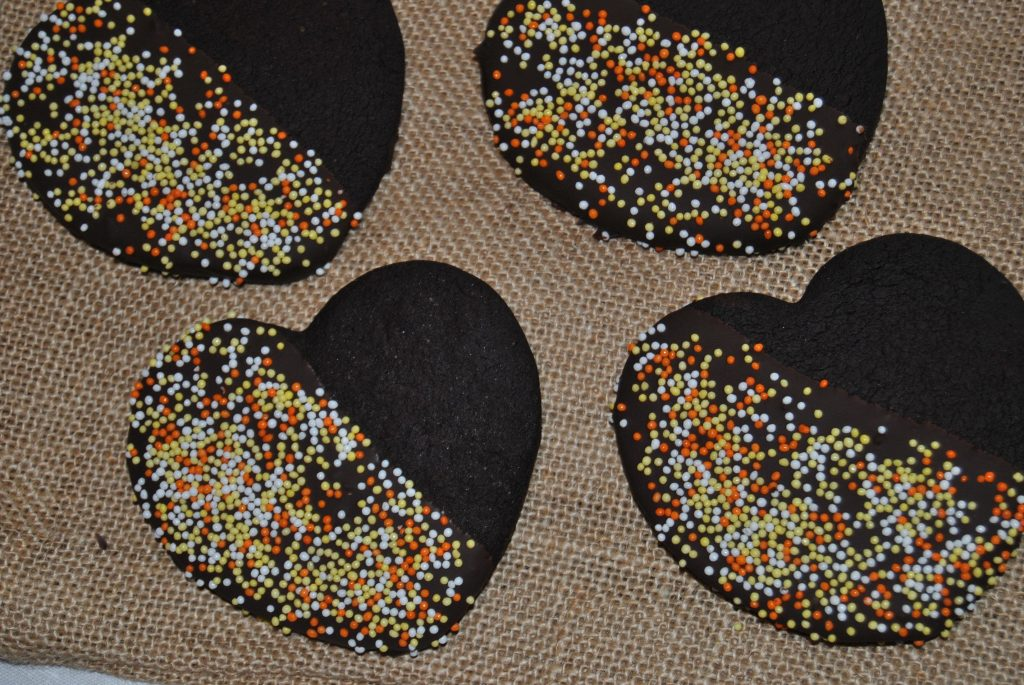 galletas chocolate intenso