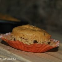 Spice and chocolate easy muffins