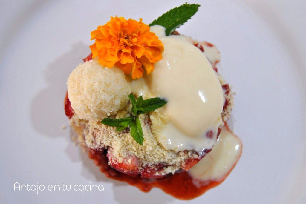 tartar fresa