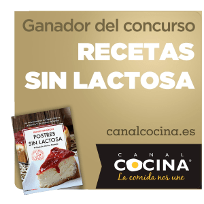 Winner recipes without lactose (Canal cocina)