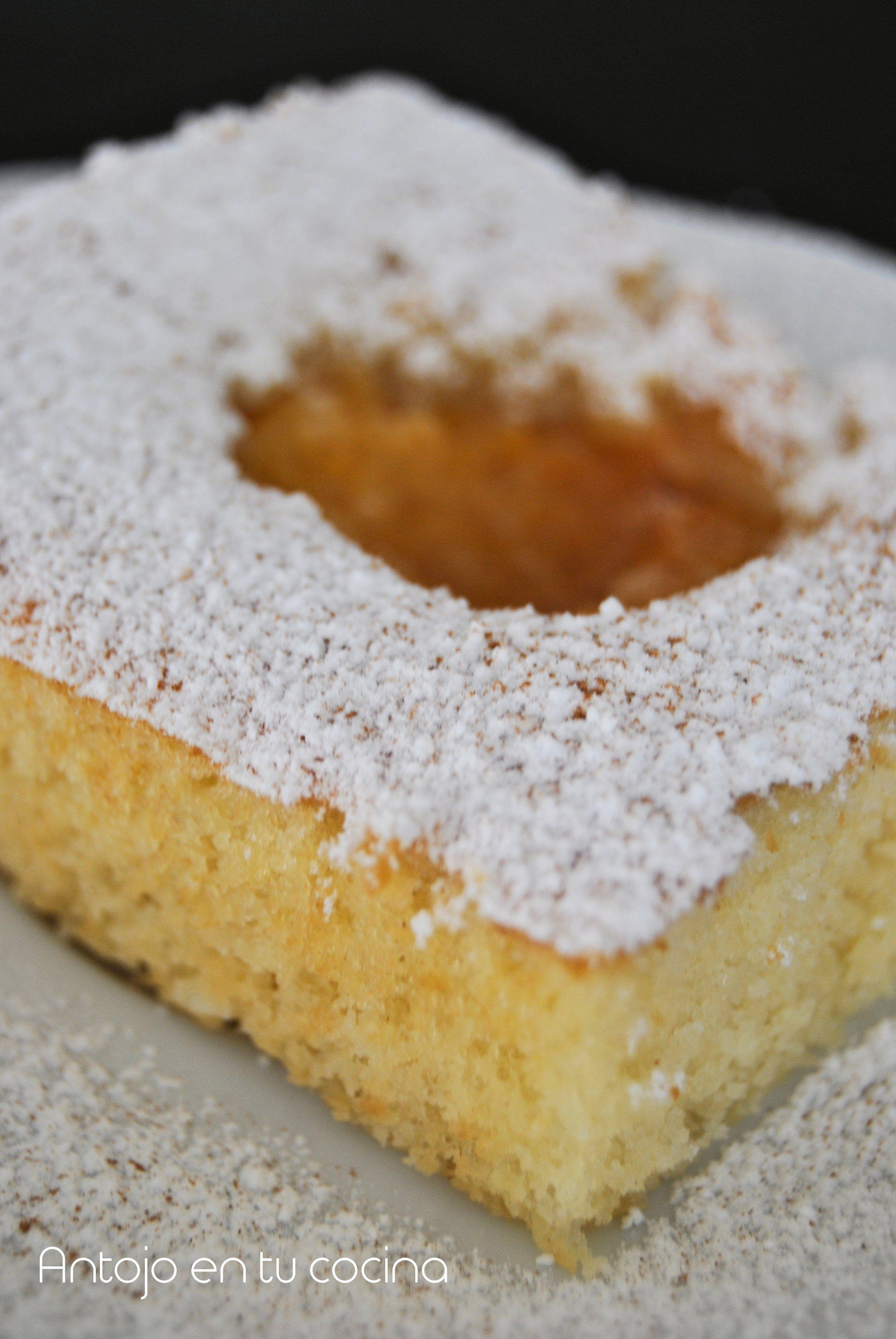 Easy Iced Sponge Cake Recipe