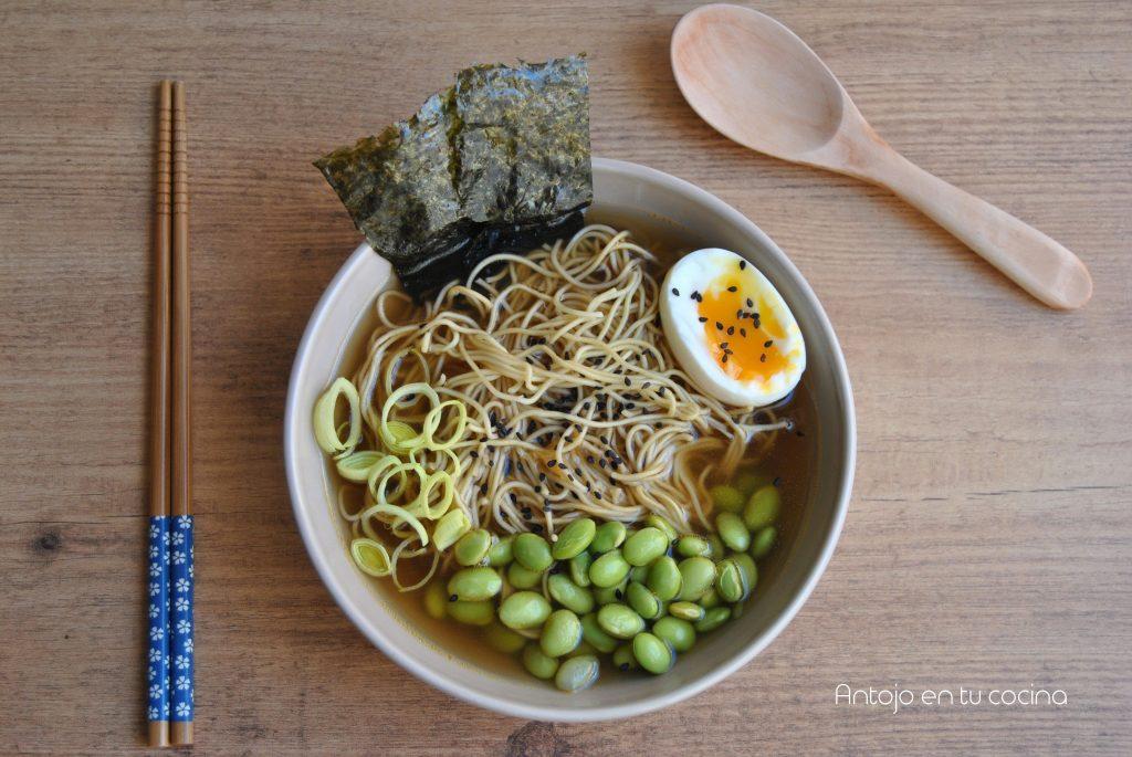 Shoyu Ramen, Receta De Sopa Japonesa