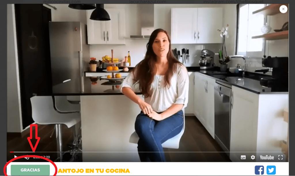 Soy finalista para blogueros cocineros 2017 antojo en for Canal cocina en directo