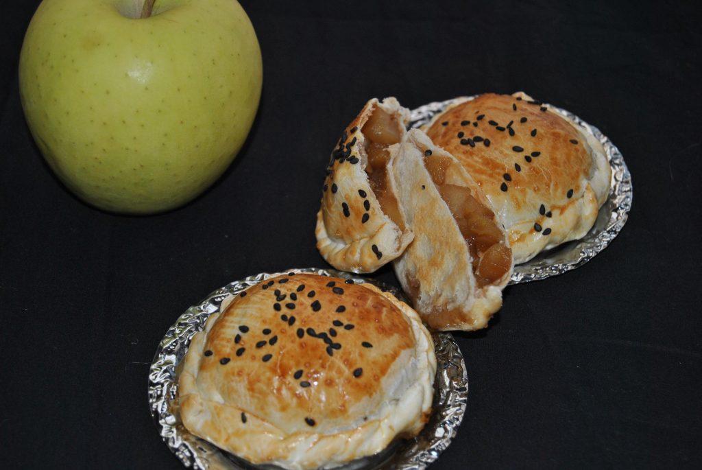 Apple Turnover Cake