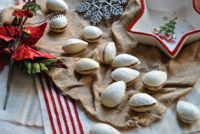 almendras rellenas navidad