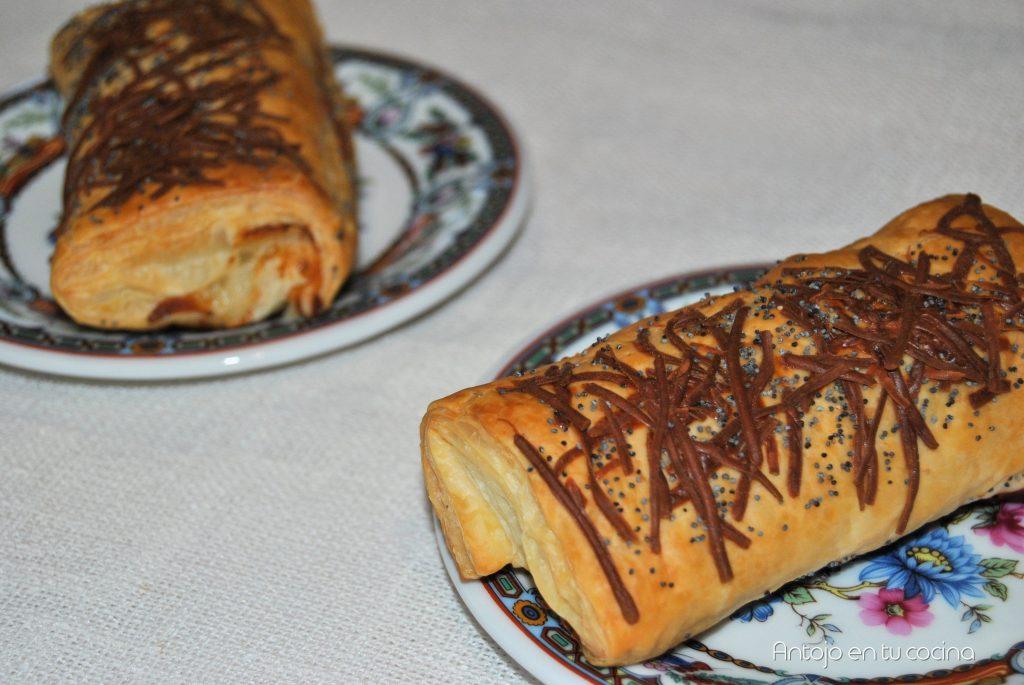 napolitana jamon y queso