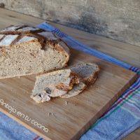 pan de espelta facil