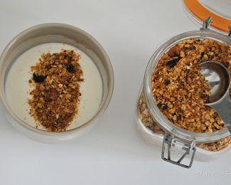Granola o muesli casero