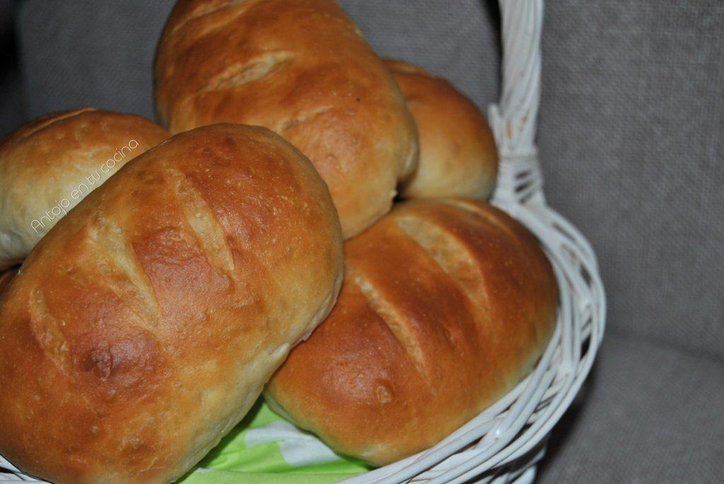 Pan de leche casero ¡extra tierno!