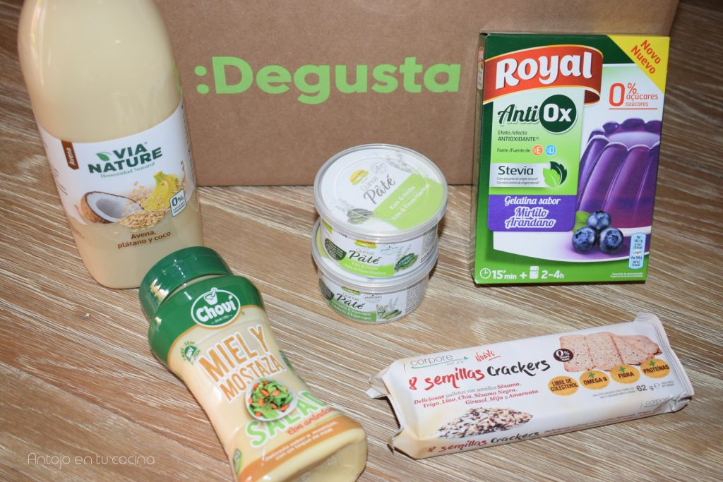 Degustabox - Junio 2019