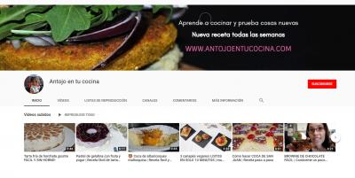¡Estamos en YouTube! 👩🍳🎥 No te pierdas nuestras videorecetas