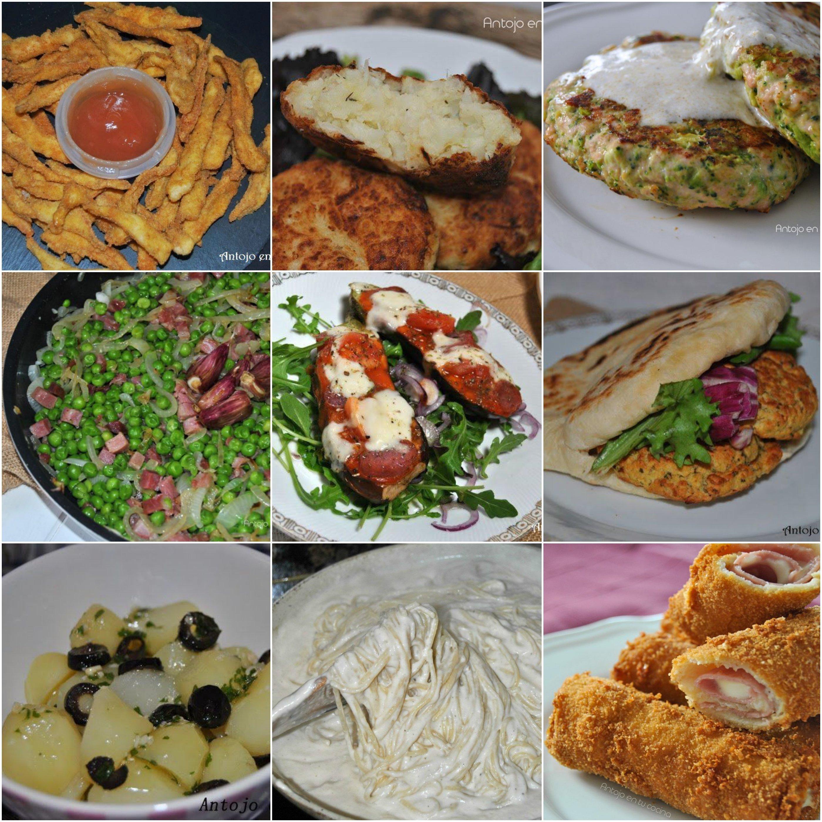 14 Recetas Fáciles Rápidas Y Baratas Para La Vuelta Al Cole Antojo En Tu Cocina