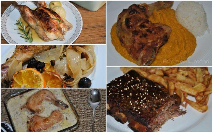 recetas de carne en salsa al horno