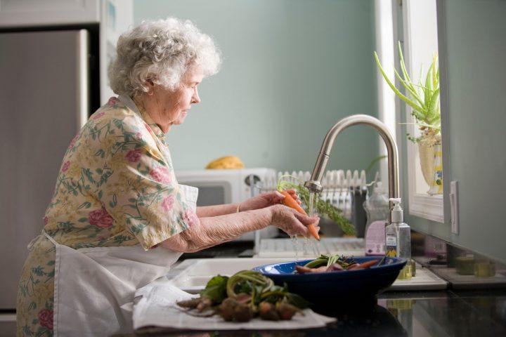 limpiar comida coronavirus