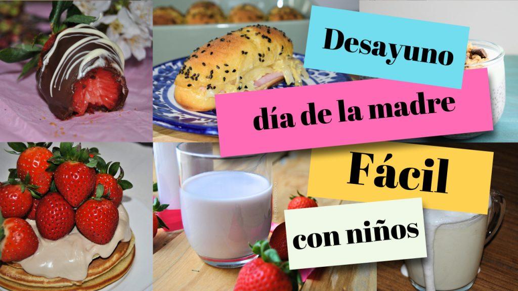 Desayunos Para El Dia De La Madre