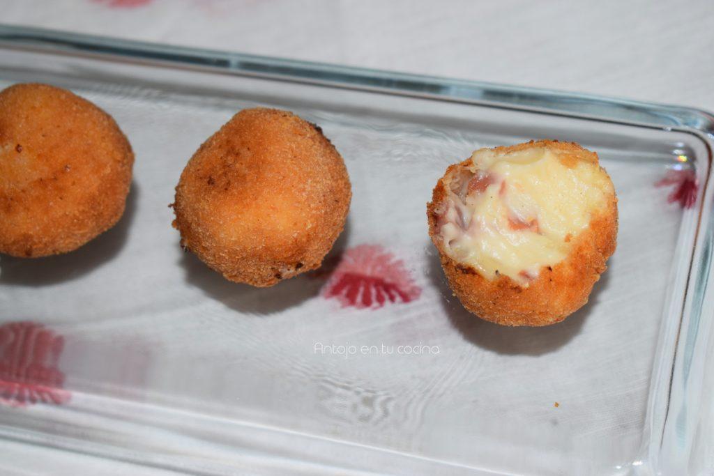 croquetas jamon serrano