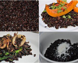 3 recetas con arroz venere (o arroz negro) que tienes que probar