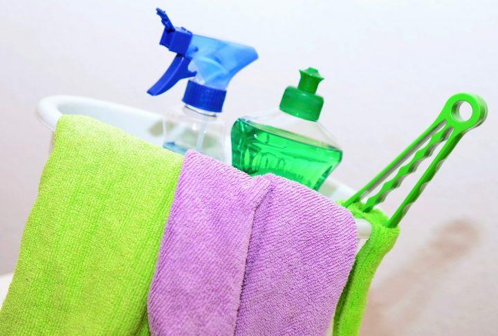 limpiar cocina productos naturales