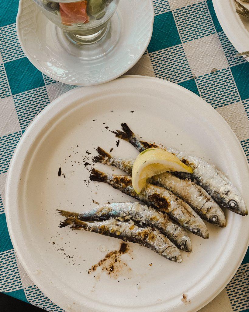 sardinas sal