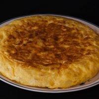 tortilla microondas