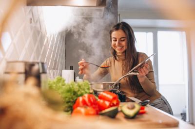 Experiencia e innovación en la cocina