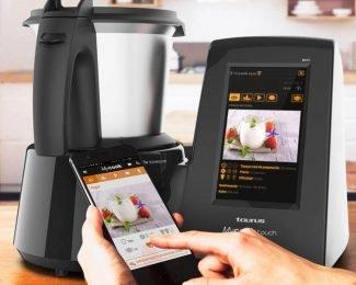 Descubriendo el robot de cocina MyCook Touch de Taurus