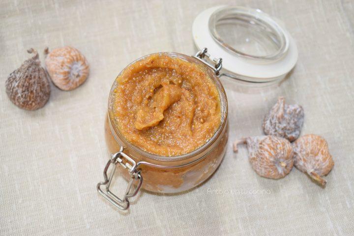 Cómo hacer salsa de higos secos