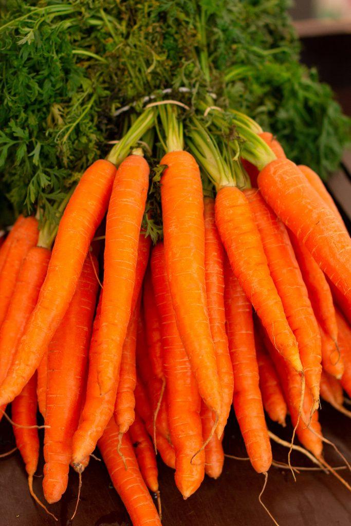 zanahoria rallada en casa