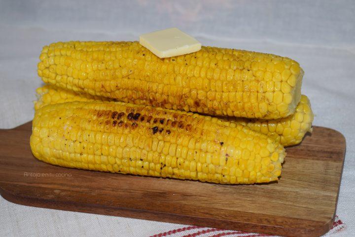 Cómo cocinar mazorcas de maíz fresco   Guarnición Fácil